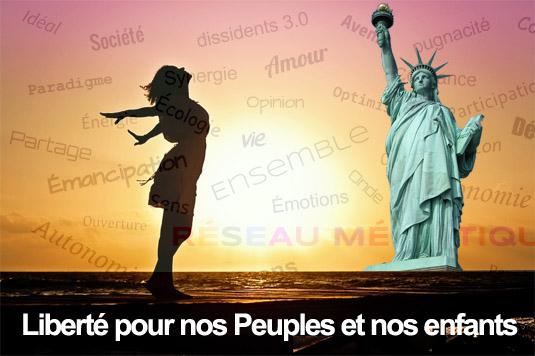 Liberté pour nos Peuples et nos enfants