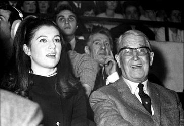 03 mars 1967 : Sheila présidente ! NOUVEAUTES EN EXCLU !