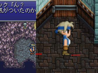 A gauche, la version SNES. A droite, le remake