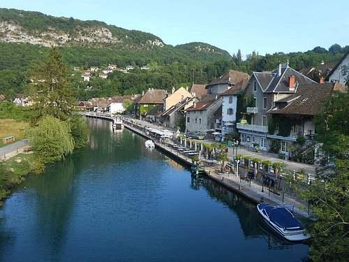 Chanaz  (Savoie)