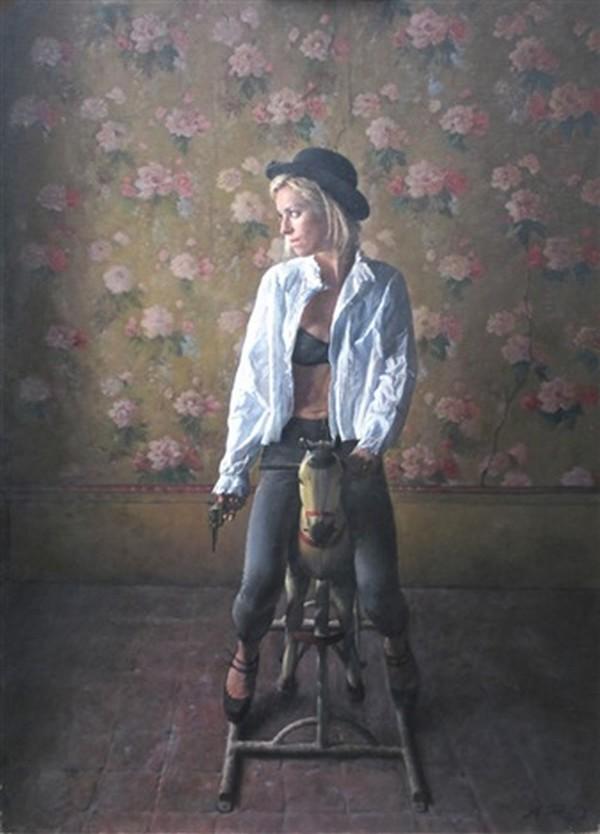 Peinture de : Alex Russell Flint