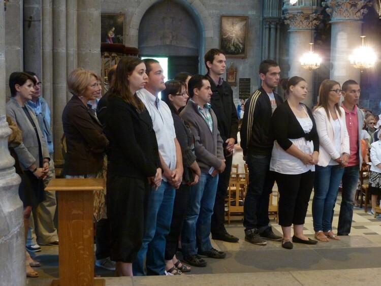Fête de la paroisse - 15 juin 2014