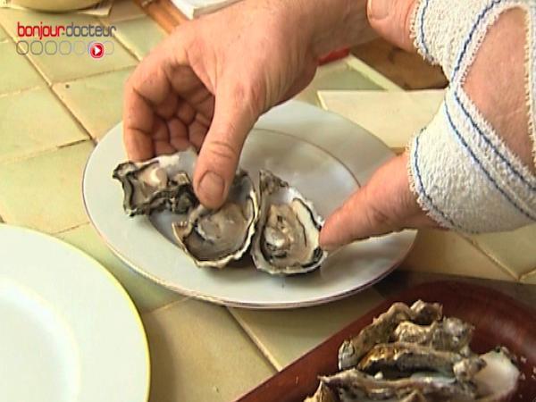 AfficherCette année encore, les huîtres garniront vos assiettes pour le réveillon.