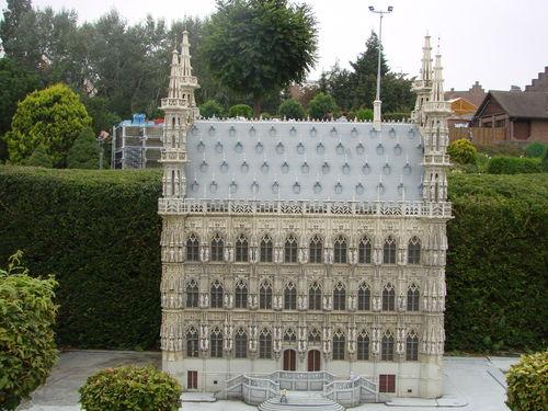 Louvain Hôtel de ville
