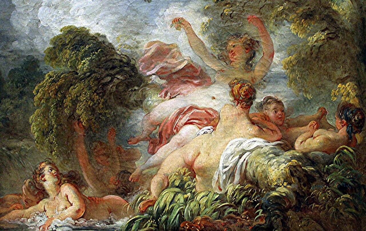 Fragonard,le galant