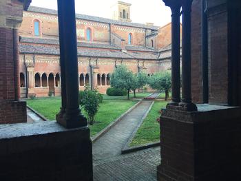 Cloitre de Chiaravalle della Colomba