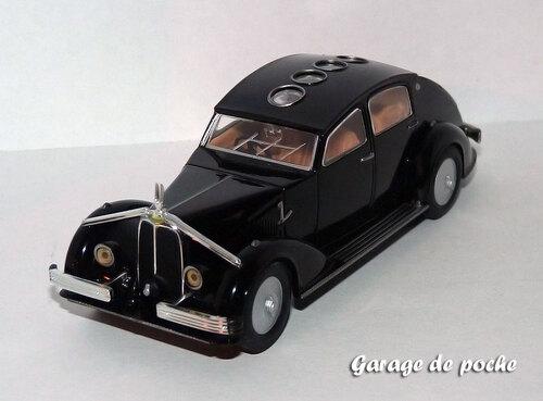 Voisin C25 aérodyne 1934