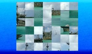 Jouer à Abandoned pirate ship swap puzzle