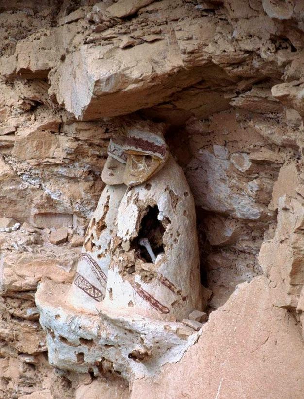 Les étranges Sarcophages des Chachapoya (15)