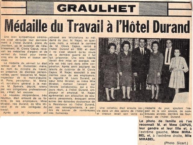 LE LIVRE D'OR DE L'HOTEL DURAND