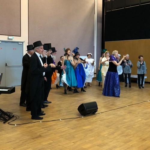 Groupe vocal A.M.I. (Association Musicale d'Indre) 20/01/2020