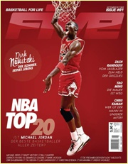 Magazine FIVE special Michael Jordan
