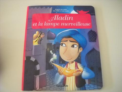 """Conte """"Aladin et la lampe merveilleuse"""" et le carnaval, biensûr!"""