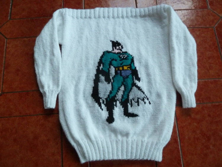 Batman - Devant