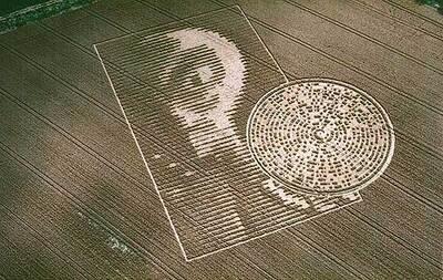 photo crop circle