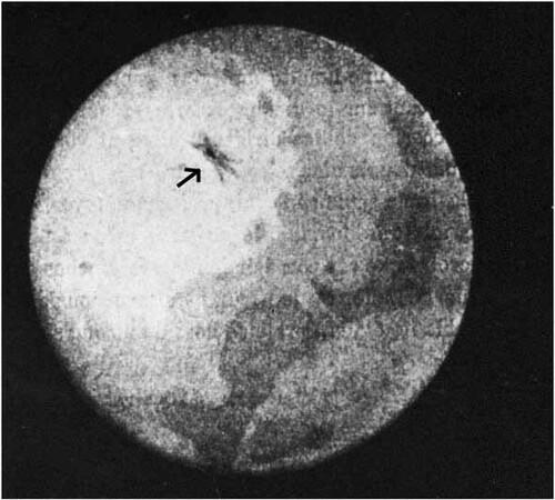 La première photographie de ce qui semblerait être un OVNI a été prise en 1883 par un astronome nommé José Bonilla à Zacatecas, au Mexique.