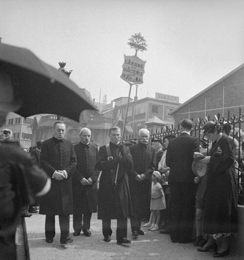 Paris. Reportage sur les Antoinistes - Fonds Marcel Cerf-1935-1936 #12