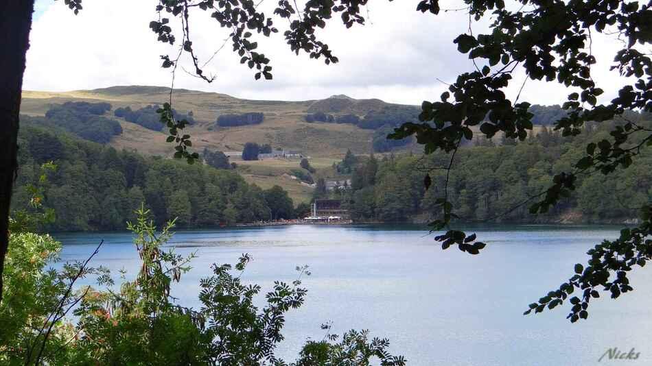 Lac Pavin,