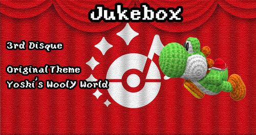 【Jukebox】Original Theme - Yoshi's Wooly World