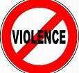 Résultat d'image pour stop à la violence