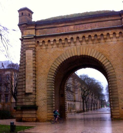 Metz-Nancy à vélo