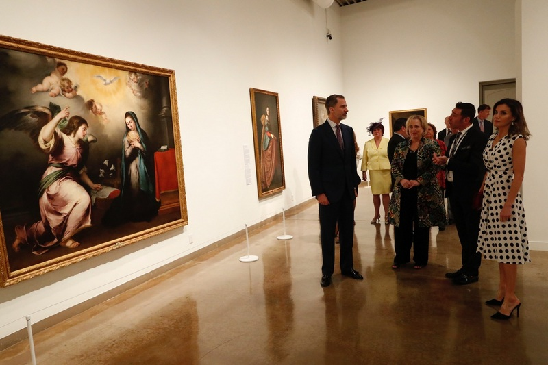 """Masterpieces of Spanish Painting from Madrid Collections"""