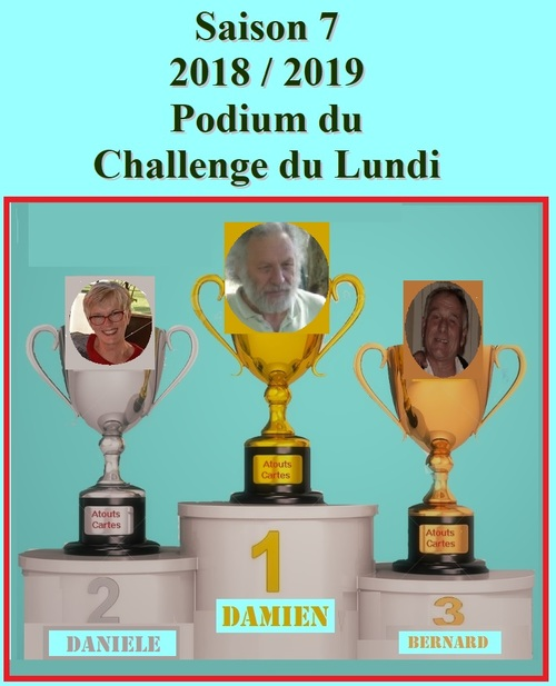 Challenge du Lundi Saison 7