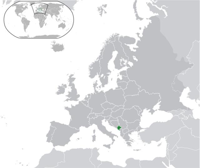 Blog de lisezmoi : Hello! Bienvenue sur mon blog!, Le Montenégro :  Podgorica