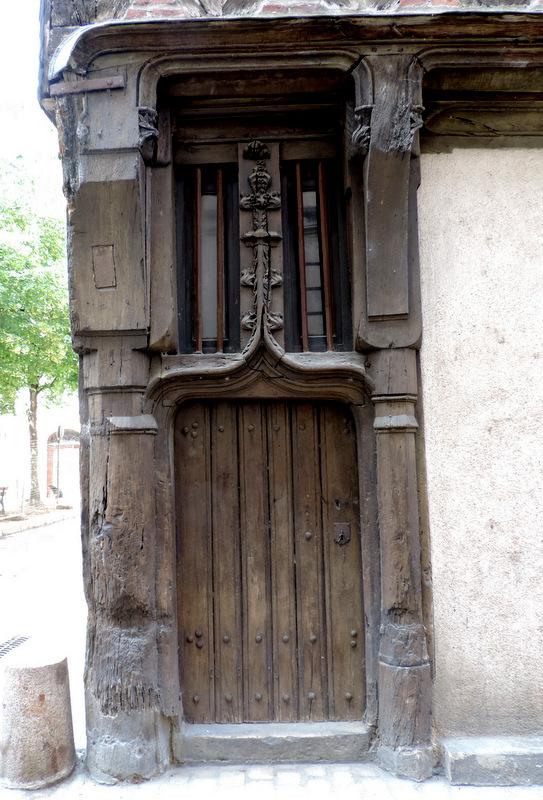 Flâneries dans le Vieux Tours...