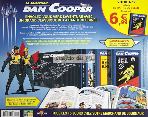 N° 1 Collection BD Dan Cooper - Test