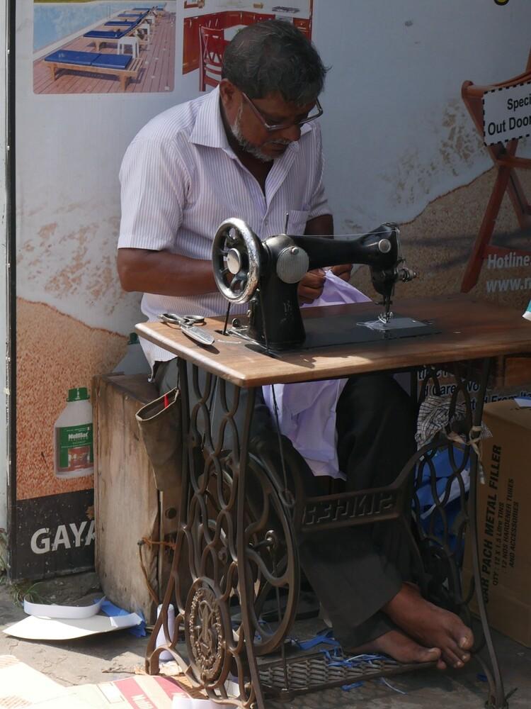 Sri Lanka - fin du voyage