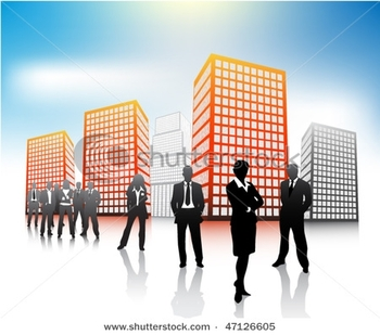 stock-vector-business-people-in-the-city-47126605