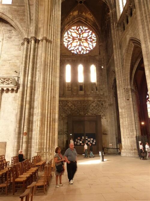 L'arrivée de Maria Mercedes et Juan à Bordeaux