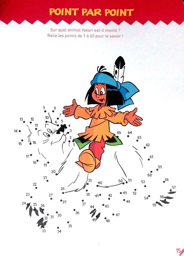 Mon Cahier D Activites Yakari Yakari Ami Des Animaux Yakari