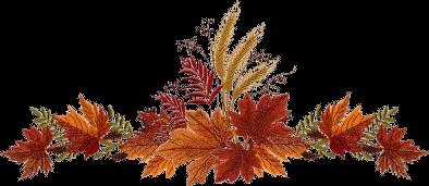 Barre de séparation automne