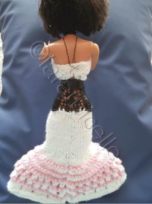 Défilé styliste: Barbie futuriste ( 1)