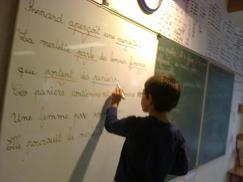 CE2 : Orthographe graphémique (1)