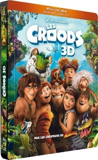 [Blu-ray 3D] Les Croods