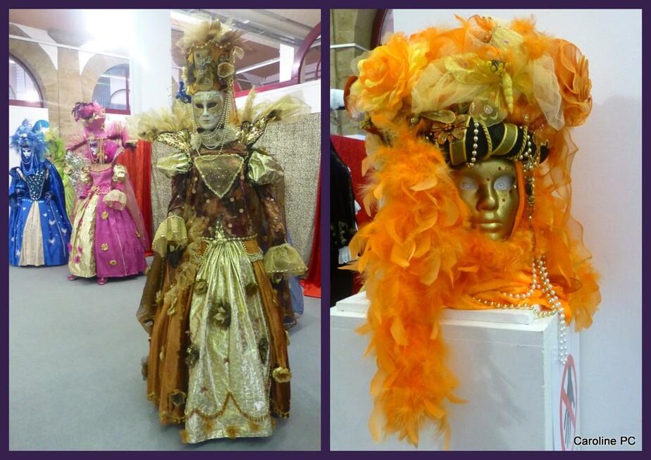 Noël à Mont de Marsan, expo costumes