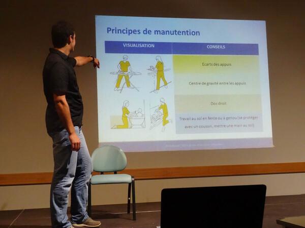 Les animations, conférences et spectacle, au Forum Bien Vieillir