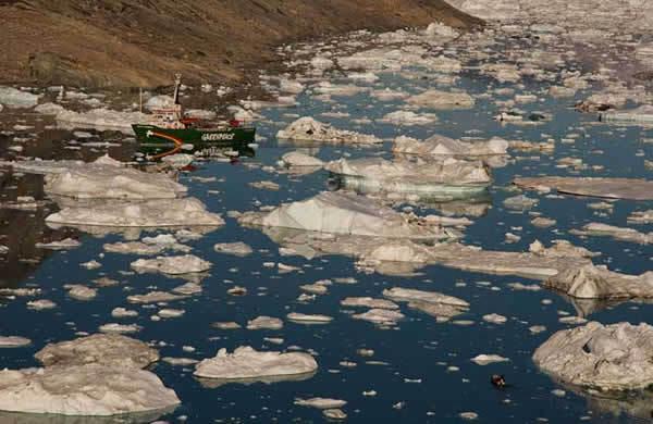 Ocean Arctique