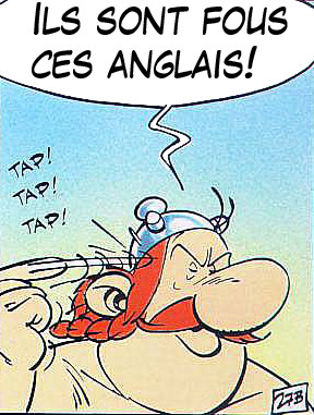 Image result for ils sont fous ces anglais