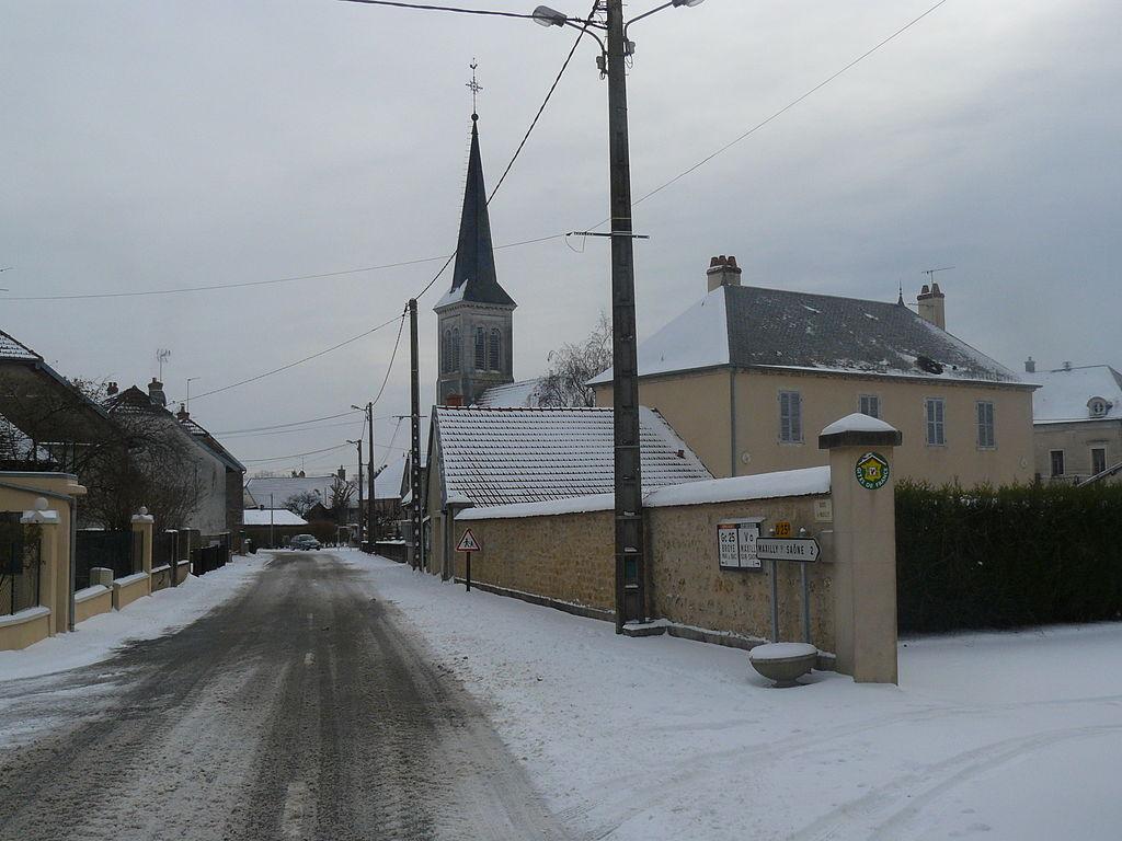 Heuilley-sur-Saône