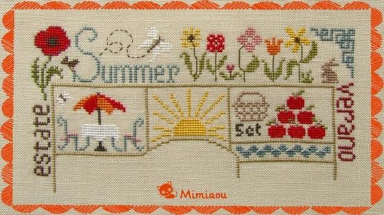 Sampler d'été