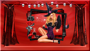 Halloween Fonds d'Ecrans 4