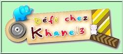 Défi de Khanel pour novembre : Les mamifères