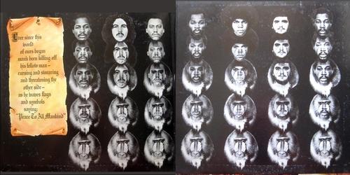 "1971 : Album "" Mandrill "" Polydor Records 24-4050 [ US ]"