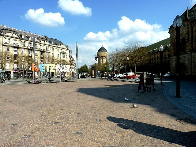 Place de la Gare Metz 7 Marc de Metz 2012