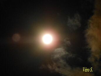L'Eclipse de la Super Pleine Lune
