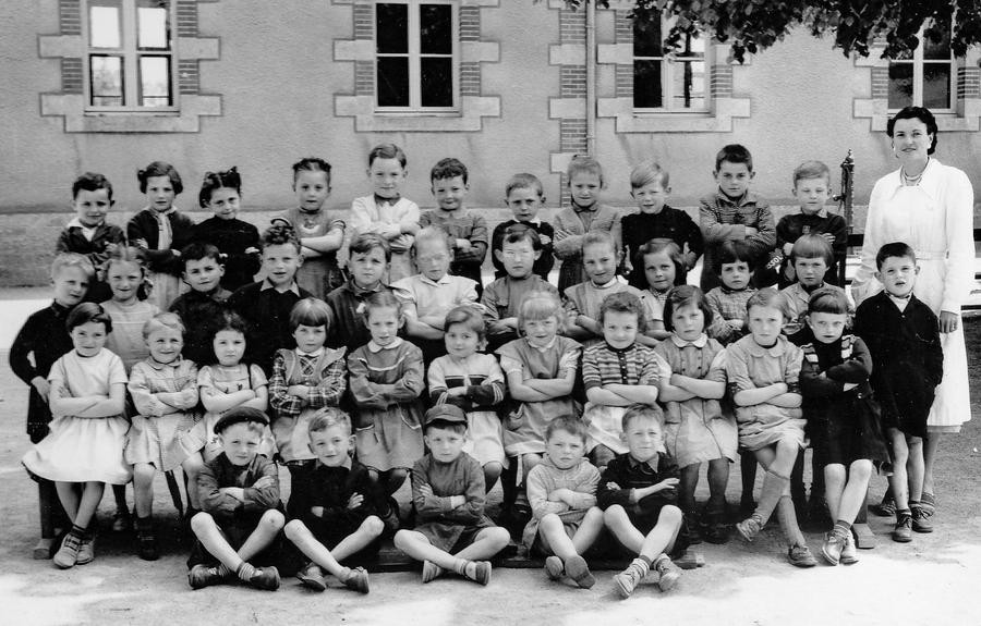 1956, classe de Madame Palfondri